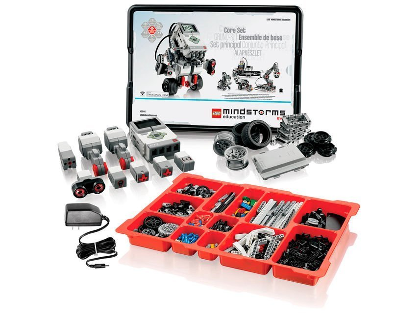 LEGO® MINDSTORMS® Education EV3 Core Set with Charger