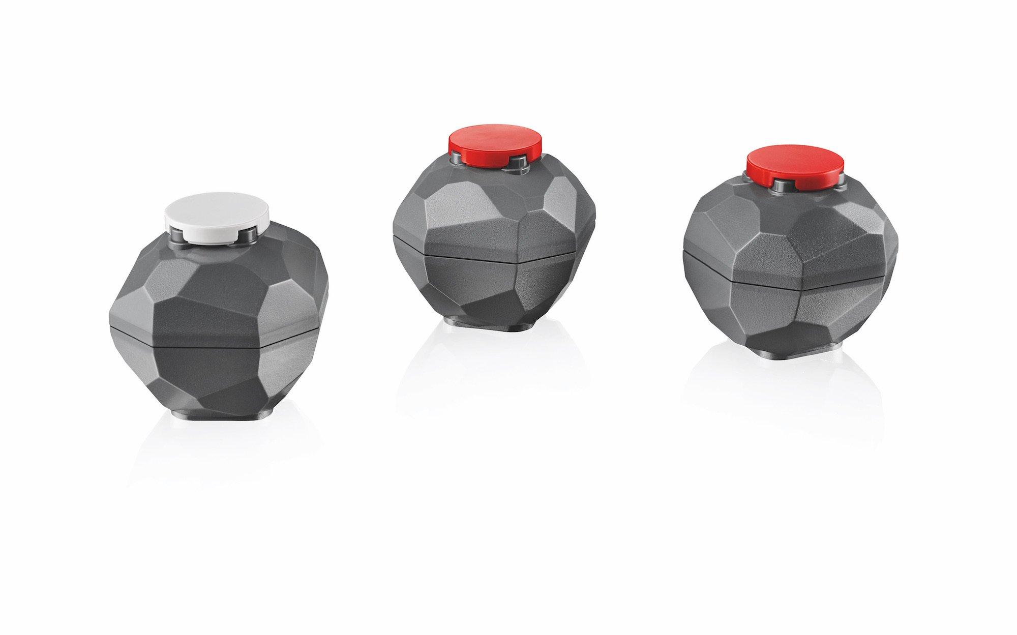 LEGO® MINDSTORMS® Education EV3 Space Challenge rock samples