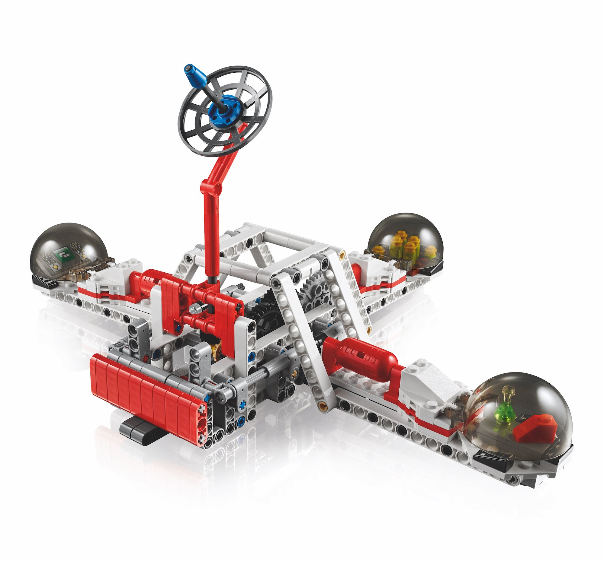 LEGO® MINDSTORMS® Education EV3 Space Challenge Mars outpost open