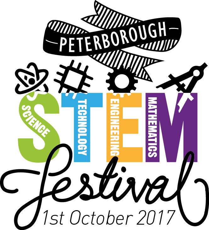 Peterborough STEM logo