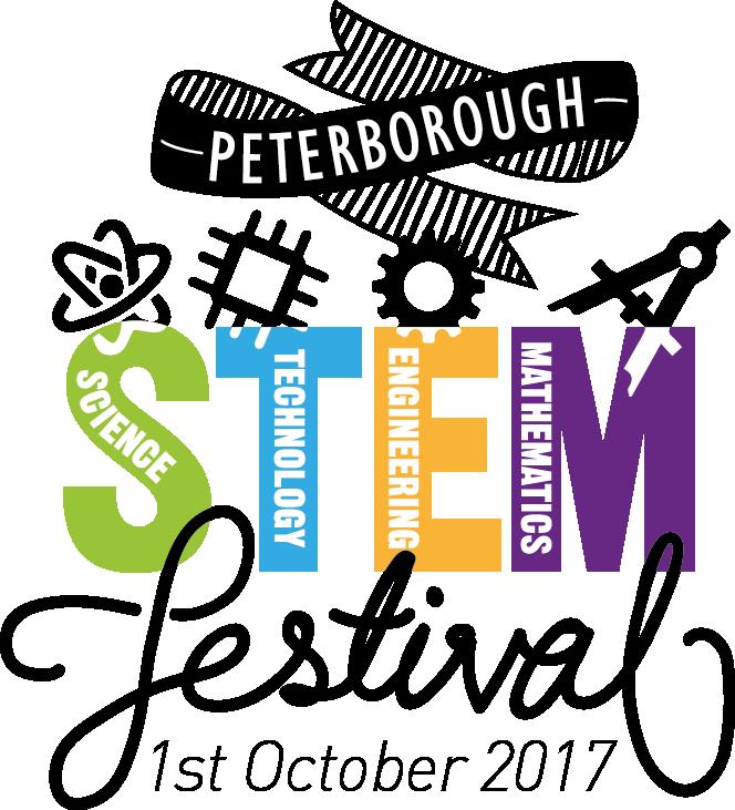 Peterborough STEM logo