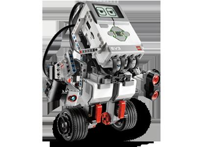 gyroboy - Raising Robots - LEGO Mindstorms EV3 & WeDo