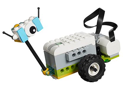 wedo2.0 - Raising Robots - LEGO Education Mindstorms EV3 and WeDo