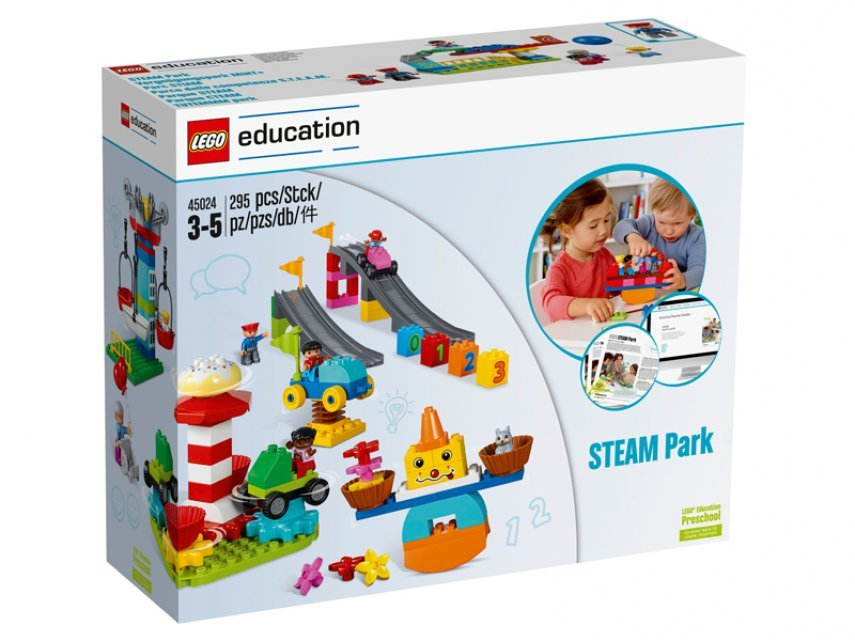 LEGO Education Tech Machines - Early Years STEAM