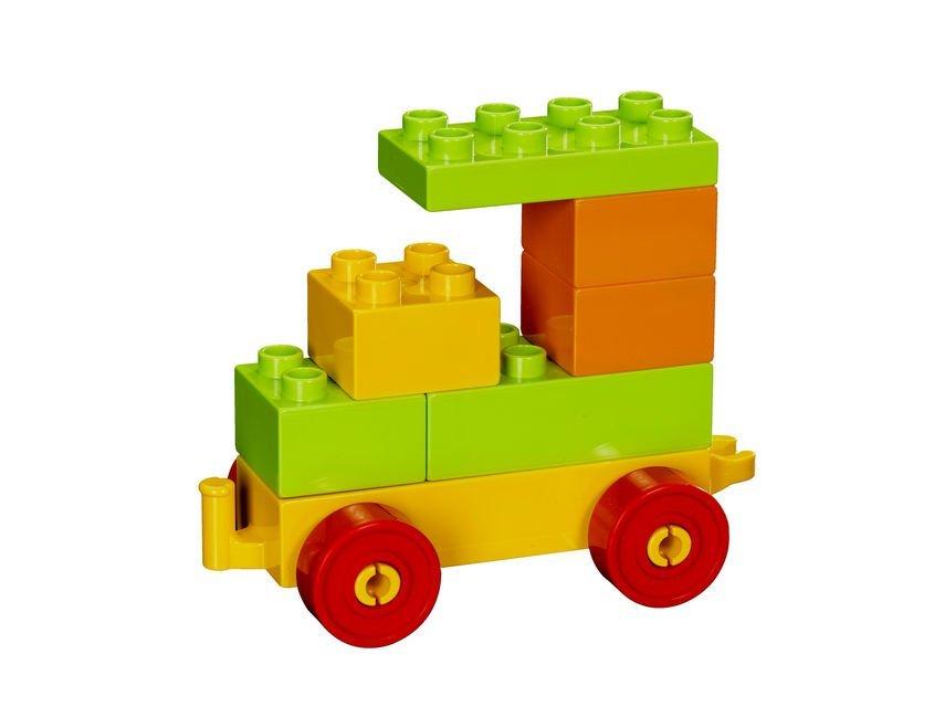 XL LEGO Education Brick Set Car