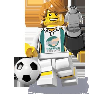 world cup final - Raising Robots - LEGO Mindstorms EV3 & WeDo