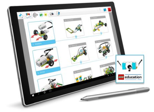 Lesson Resources icon - LEGO Education Innovation Studio